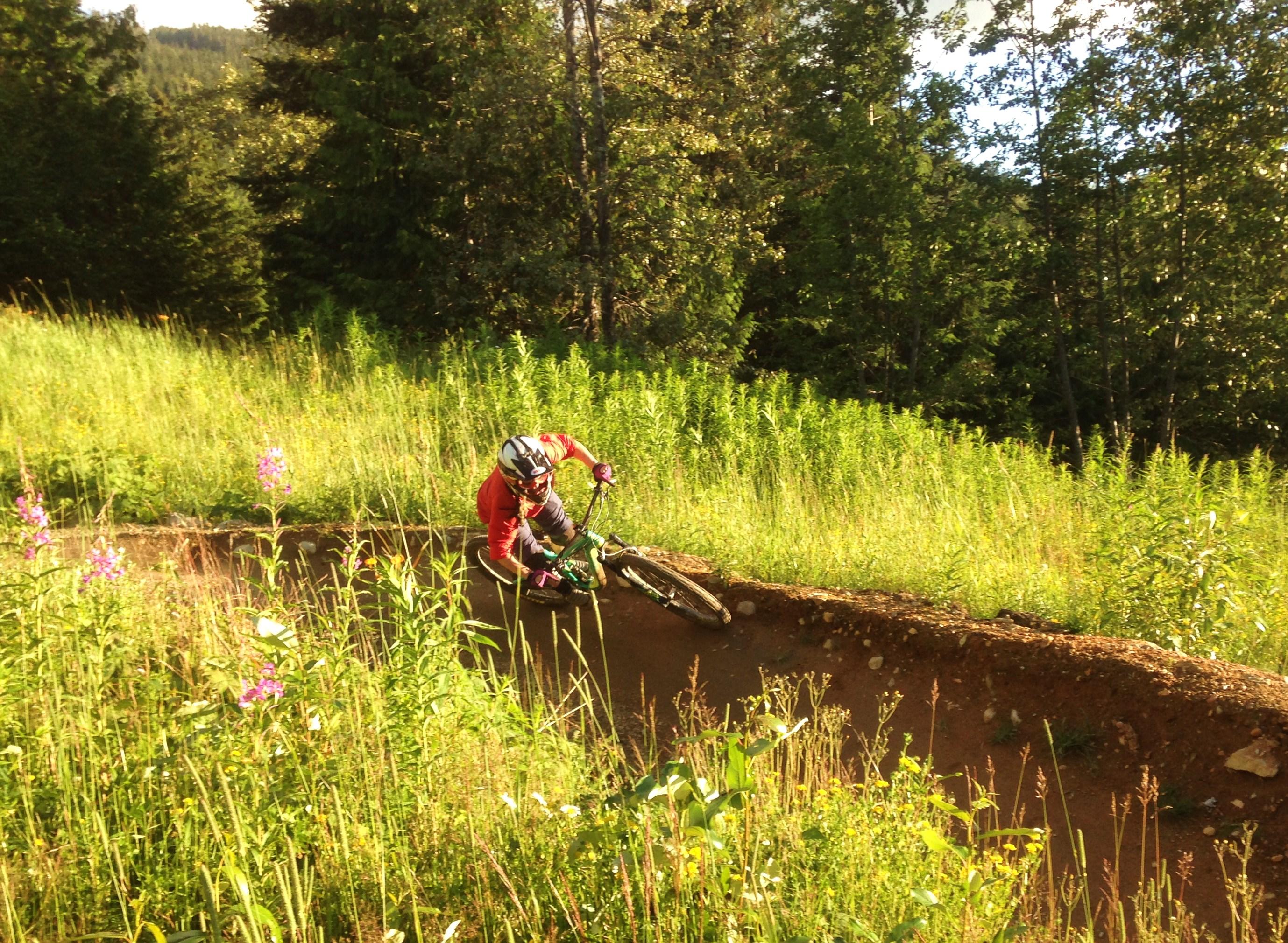 creekside whistler bike