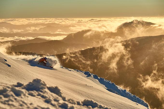Mt. Buller July 15th. photo: Andrew Railton / Buller