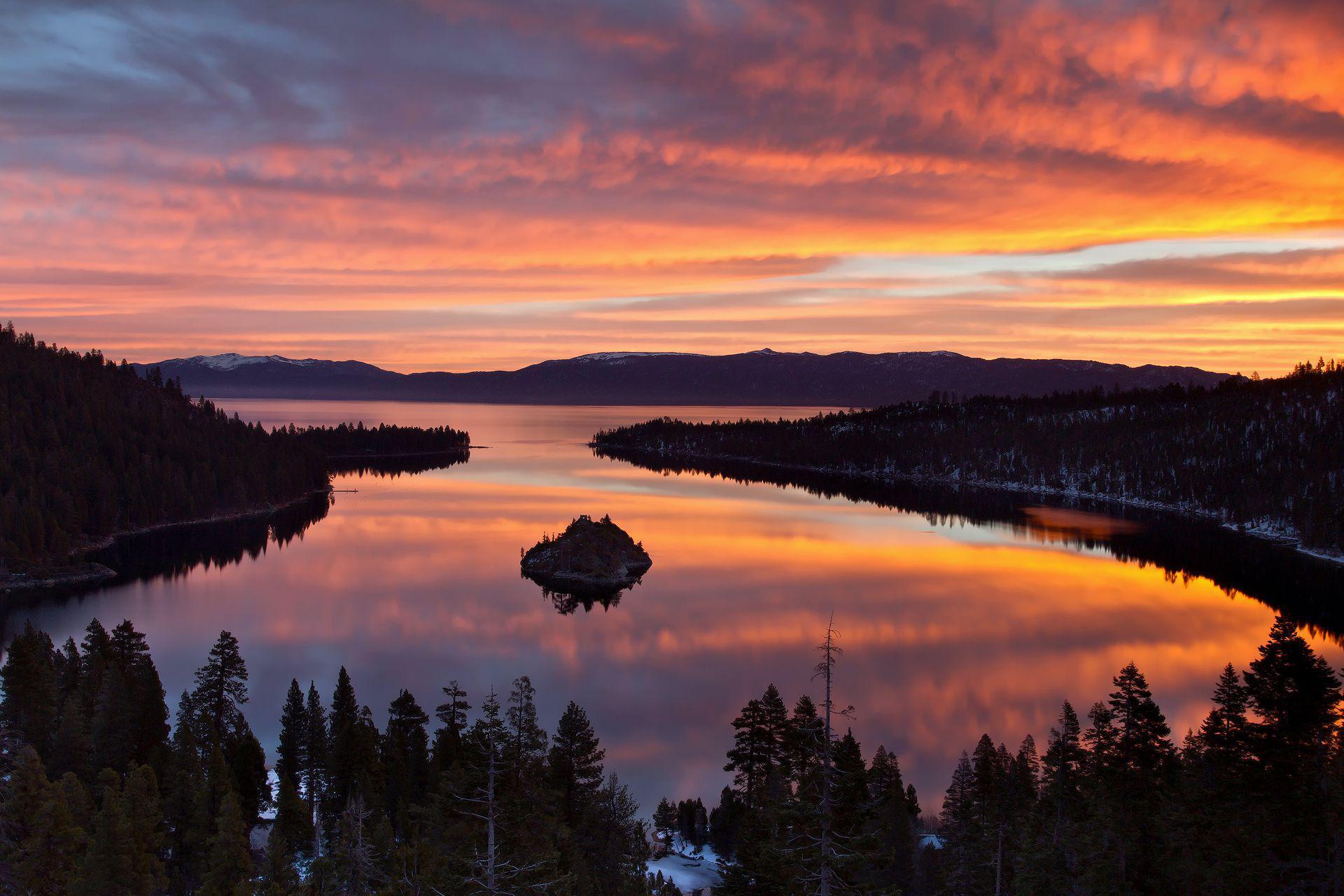 SCIENTISTS: Lake Tahoe Sees Record-Breaking Year in 2015 ...