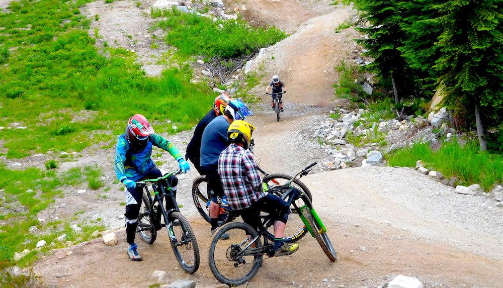 Stevens Pass Wa Bike Park Conditions Report Perfect Dirt