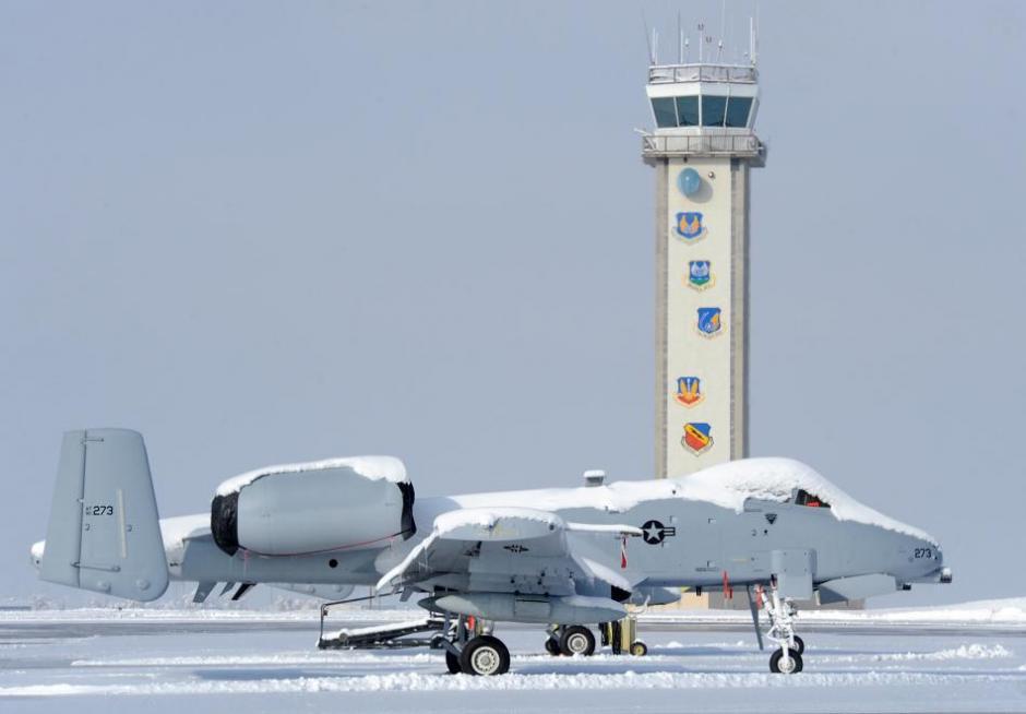 Hill Air Force Base, UT.