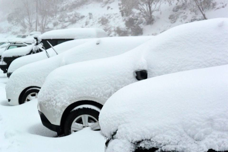 Falls Creek, Australia August 21st. photo: falls creek