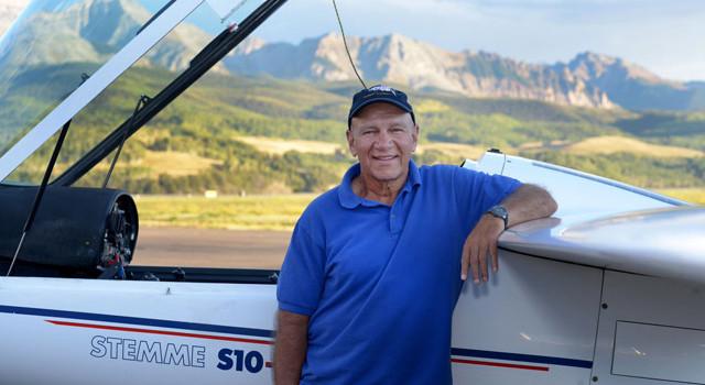 RIP Glider Bob.