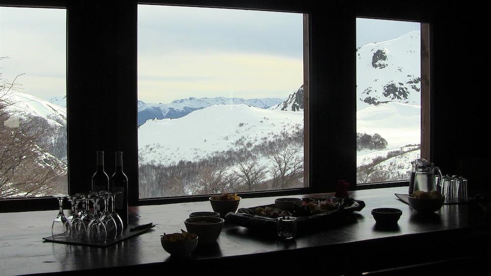 Apres ski, Baguales style. photo: snowbrains