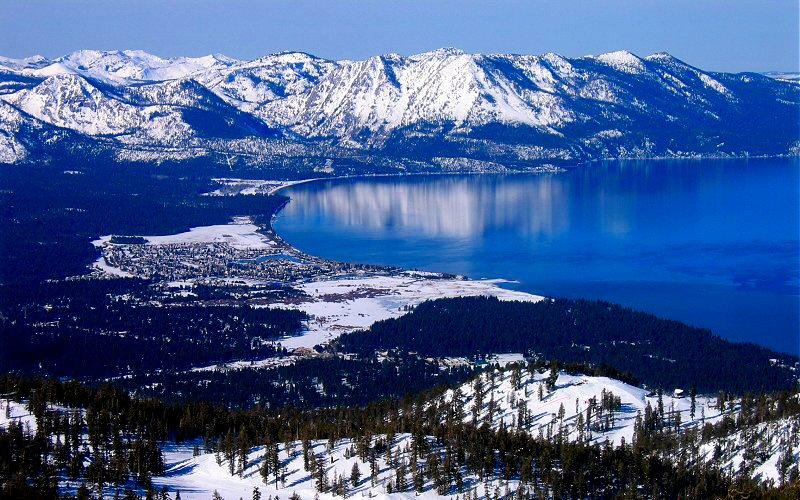 South Lake Tahoe, CA.