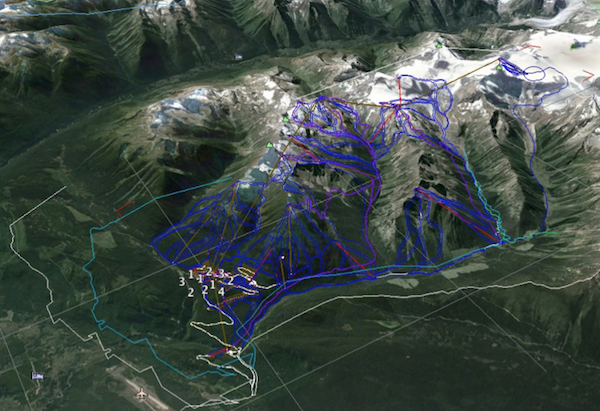 Valemount ski resort, B.C. plans.