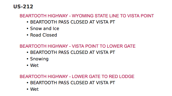 image: mtdot, today at 8am MST.