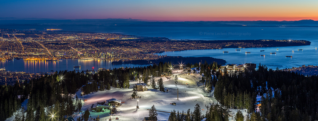 Grouse Mountain B C Is Officially Up For Sale Only 15 Minutes From Vancouver B C Snowbrains