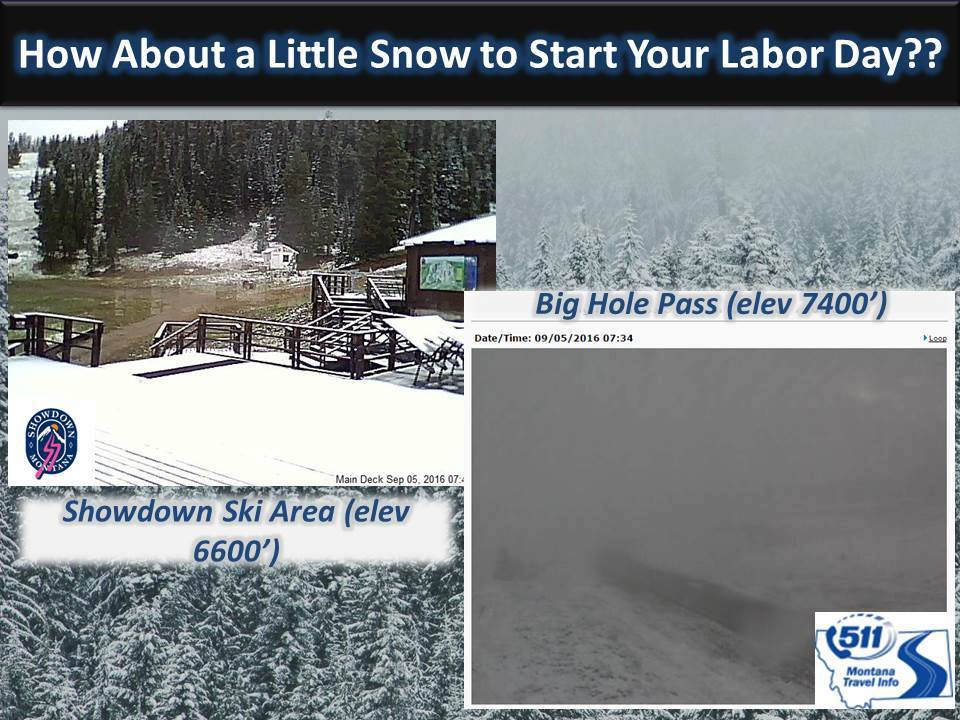 Snow all over MT yesterday. image: noaa, yesterday