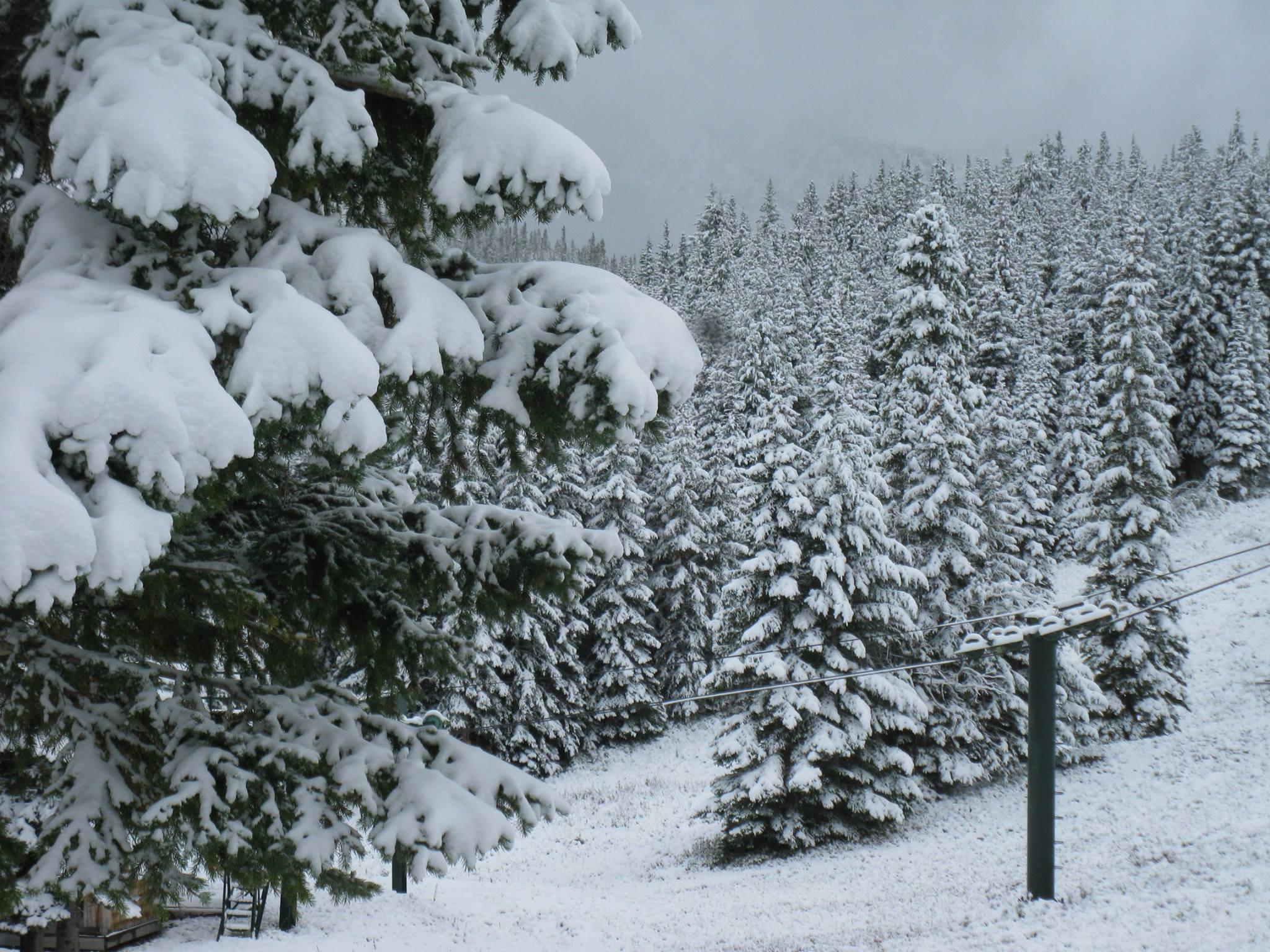 Teton Pass Ski Resort, MT on September 12th! photo: teton pass ski resort