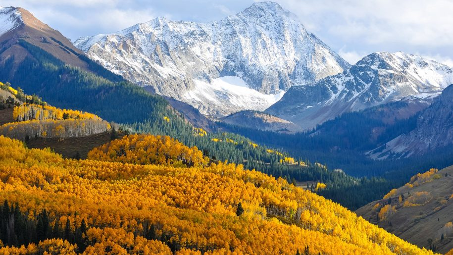 Noaa 39 s official outlook for fall 2016 in the usa snowbrains for Best colorado mountain towns to live