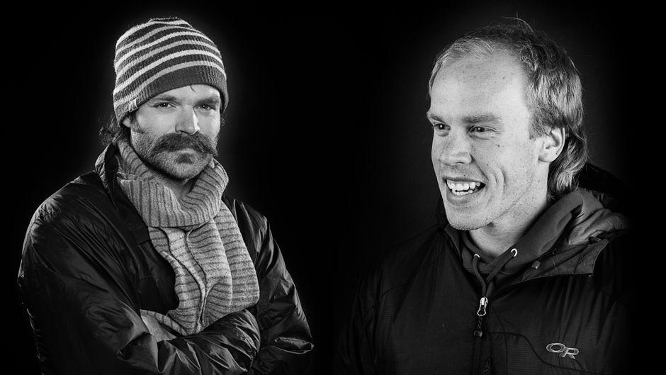Scott & Kyle. image: the guardian