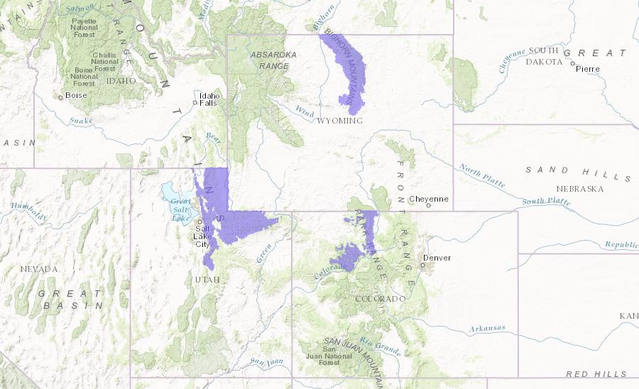 NOAA: Winter Weather Advisory for Colorado Today   2-5