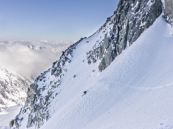 JP ripping it up in Dorny Switzerland