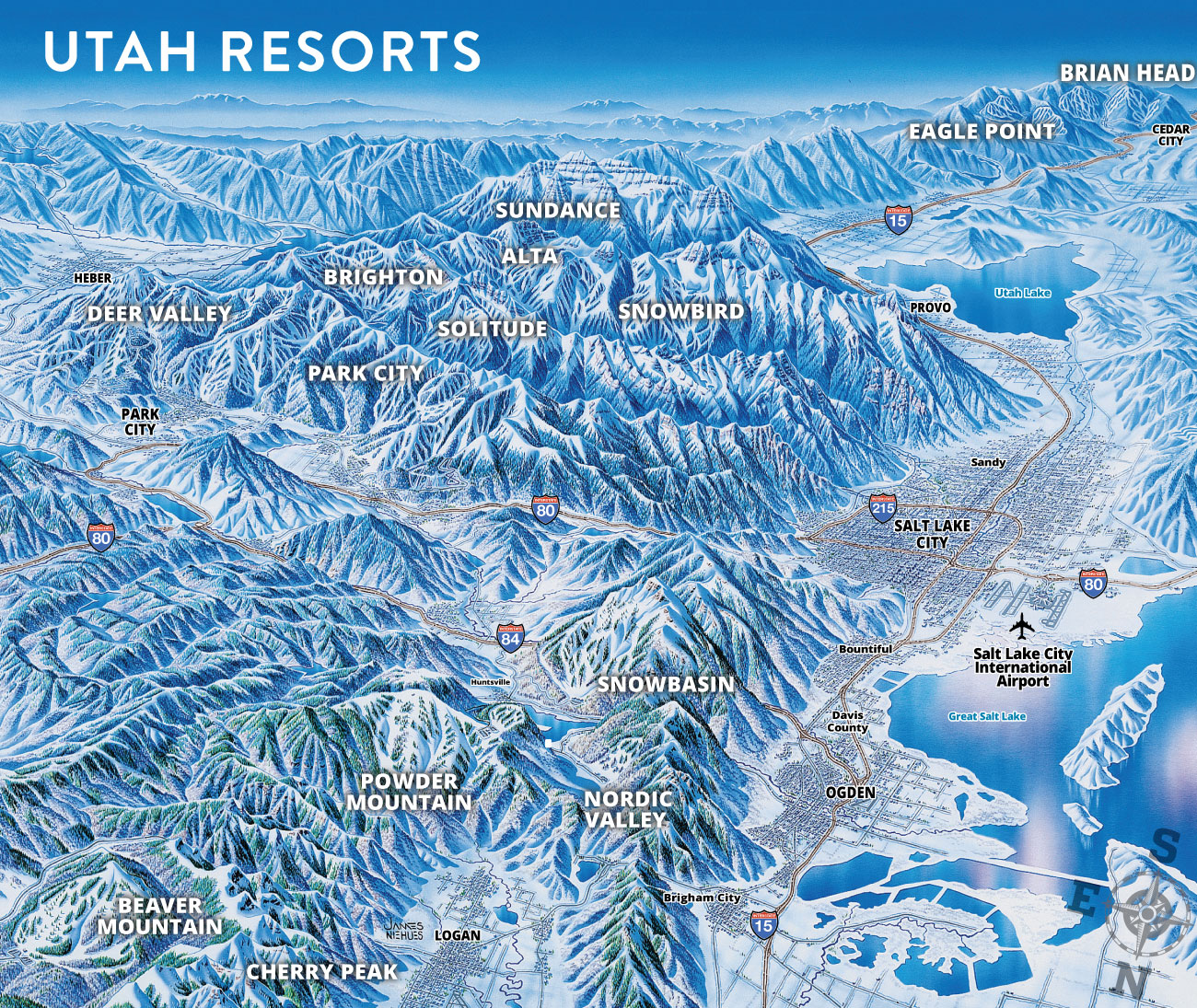 2016/17 utah ski resort opening dates - snowbrains