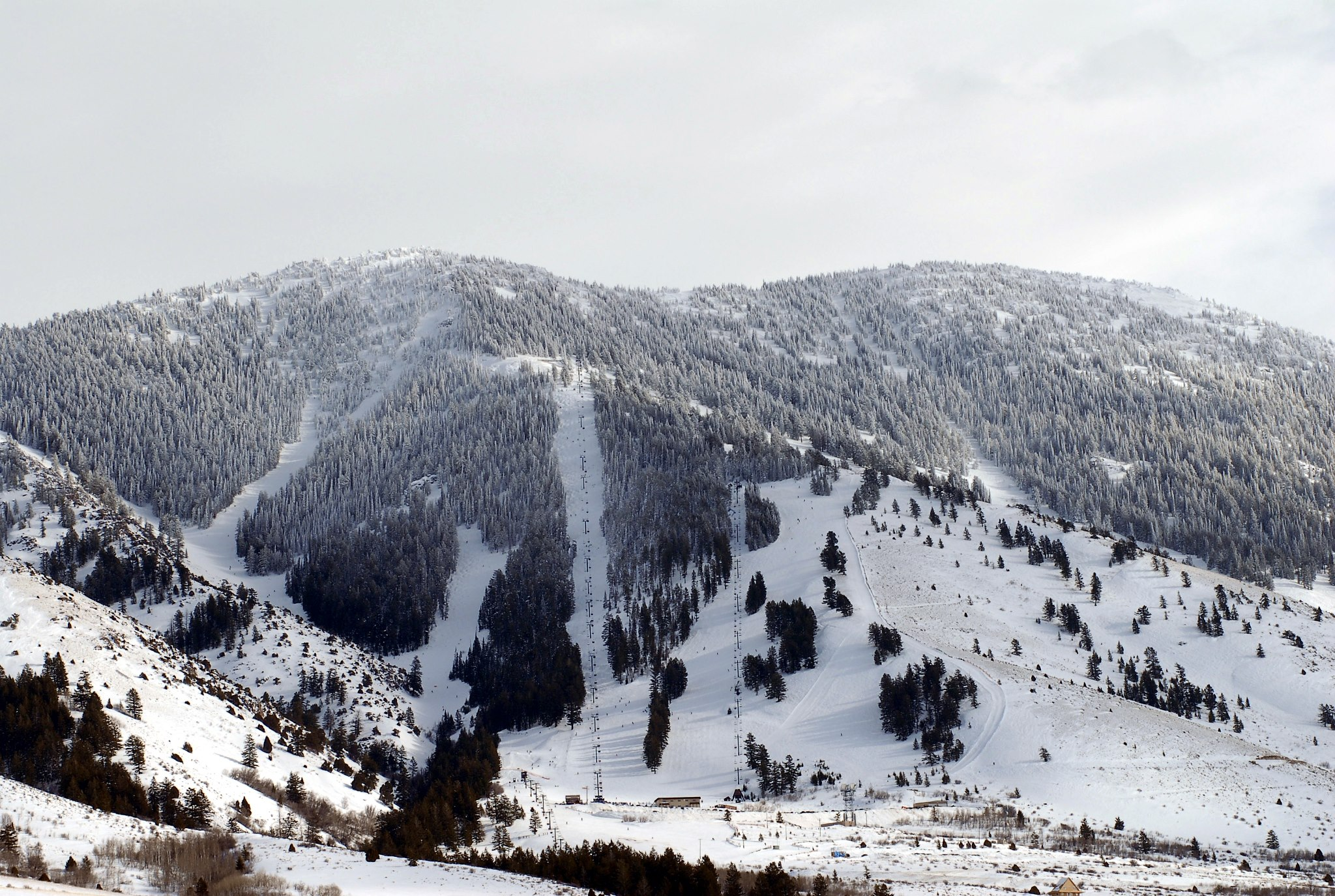 Maybe I'll get to ski here this winter...