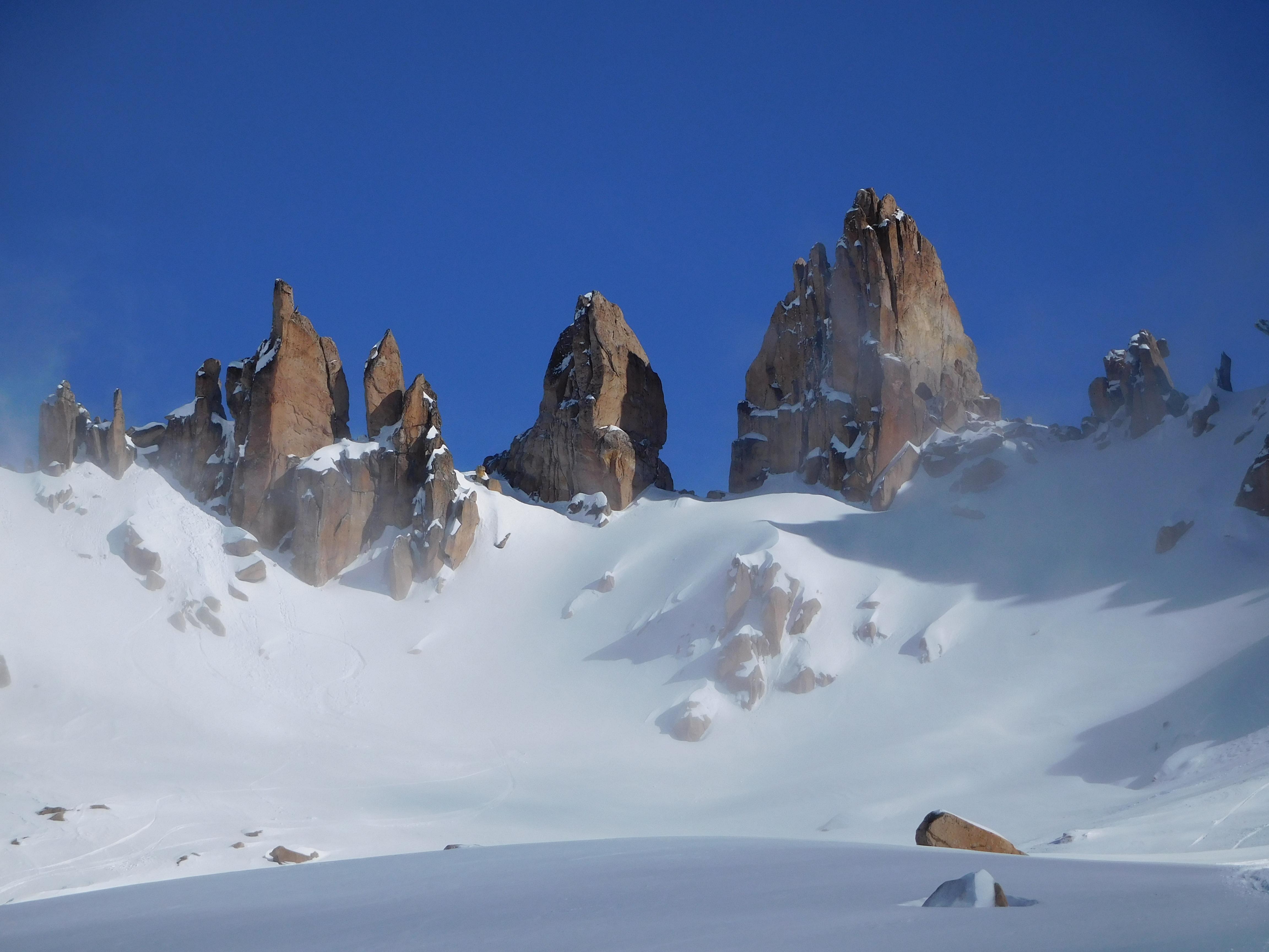 La Laguna at Cerro Catedral in Bariloche, Argentina in August 2016. photo: snowbrains