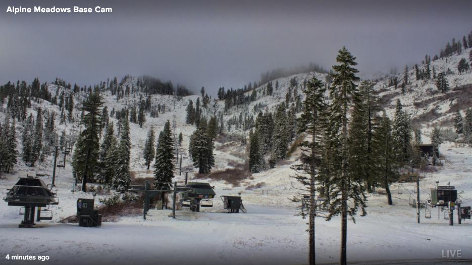 Alpine Meadows today.