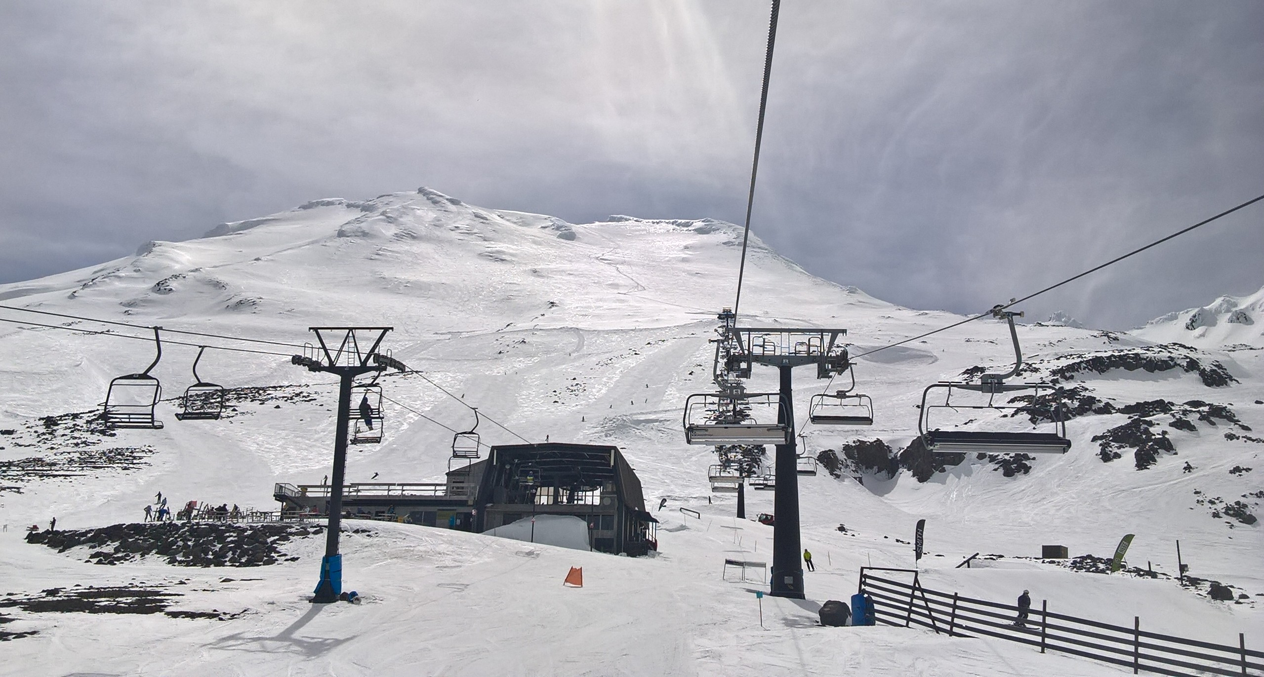 Top of Turoa