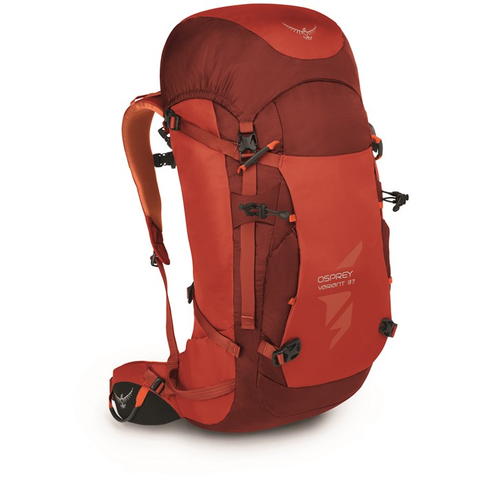 A mid-size pack is best for backcountry travel.