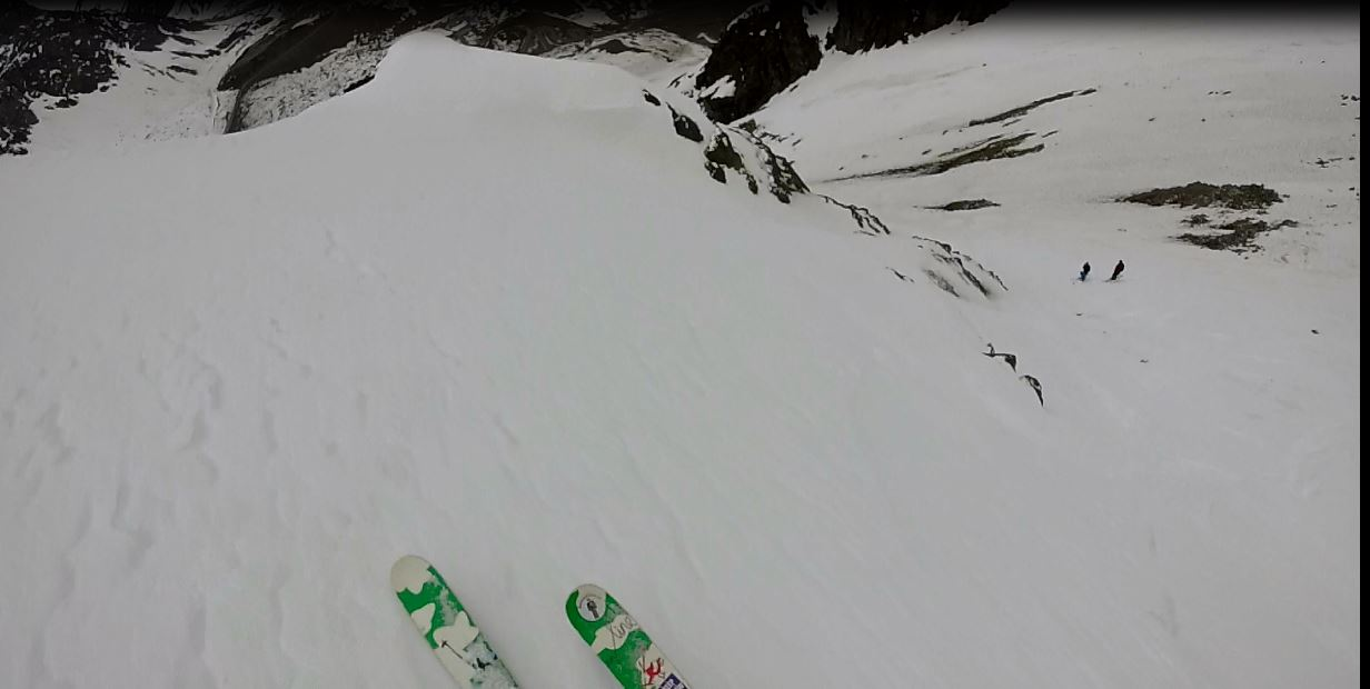 Finding steep and sustained near powder like turns