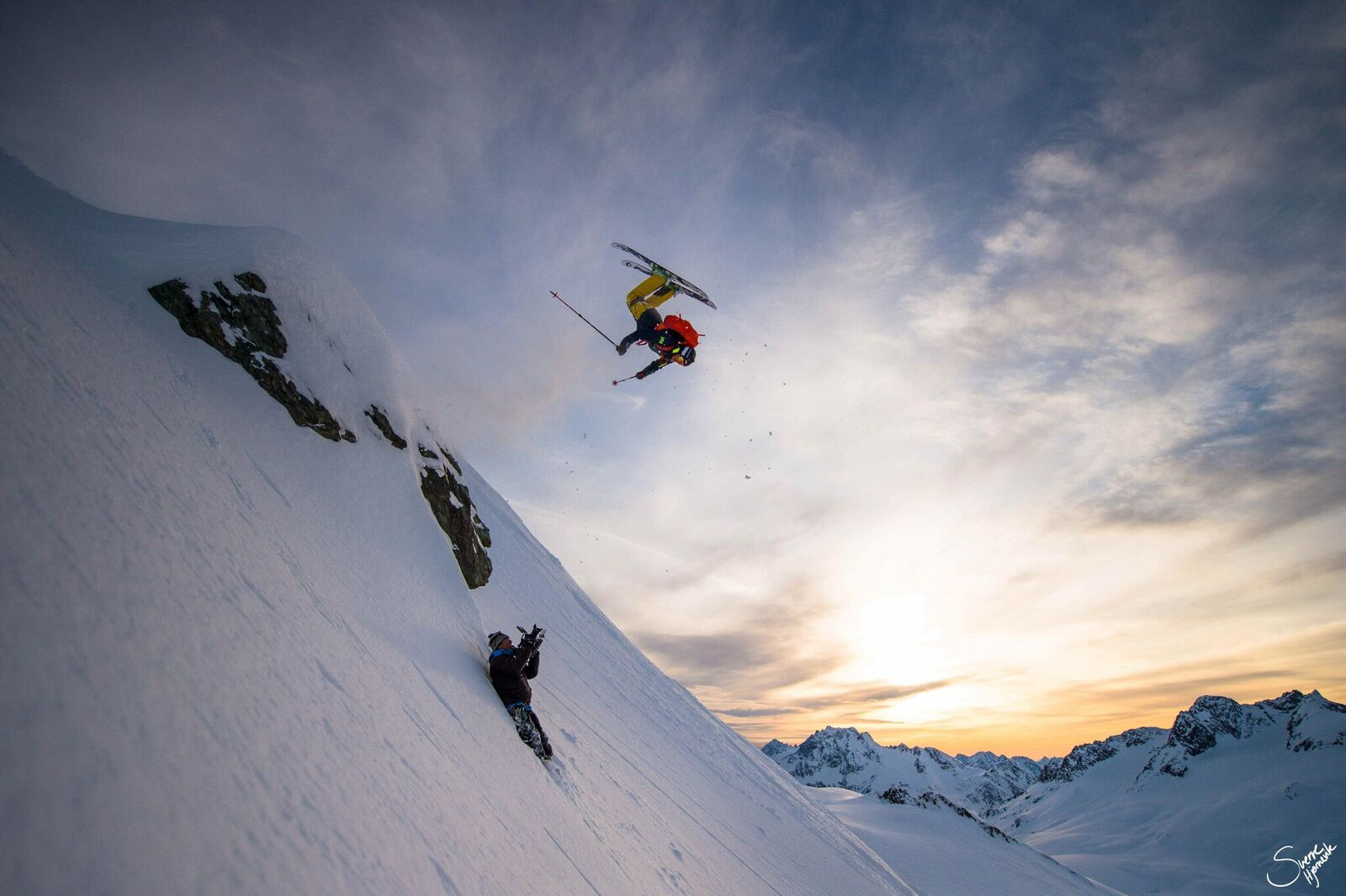 Push your limits on some of the wildest terrain Alaska has to offer.