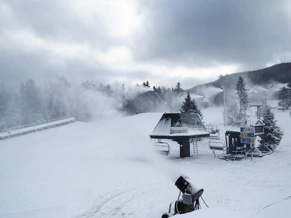 Bretton Woods Opens Today - photo from today.