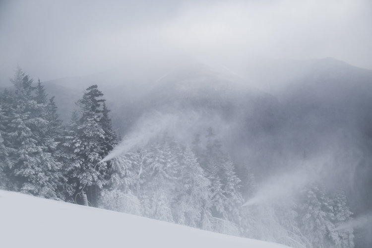 Recent photo from Waterville Valley