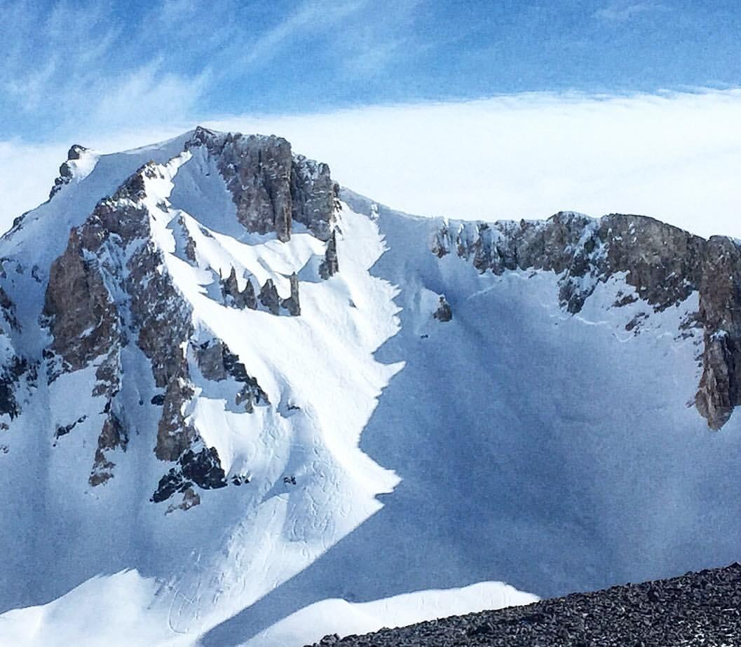 Cerro Martin, Las Leñas, Argentina