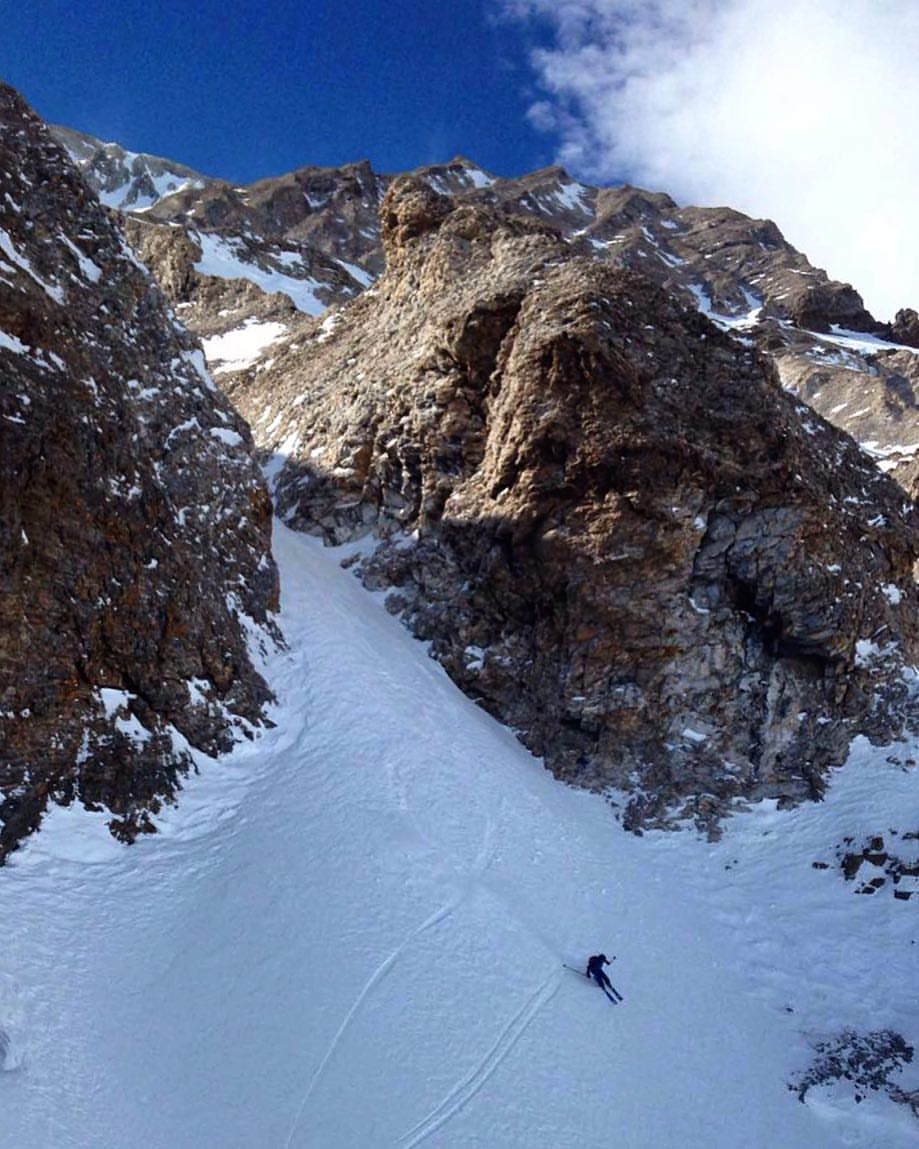 Backcountry near Bariloche, Argentina
