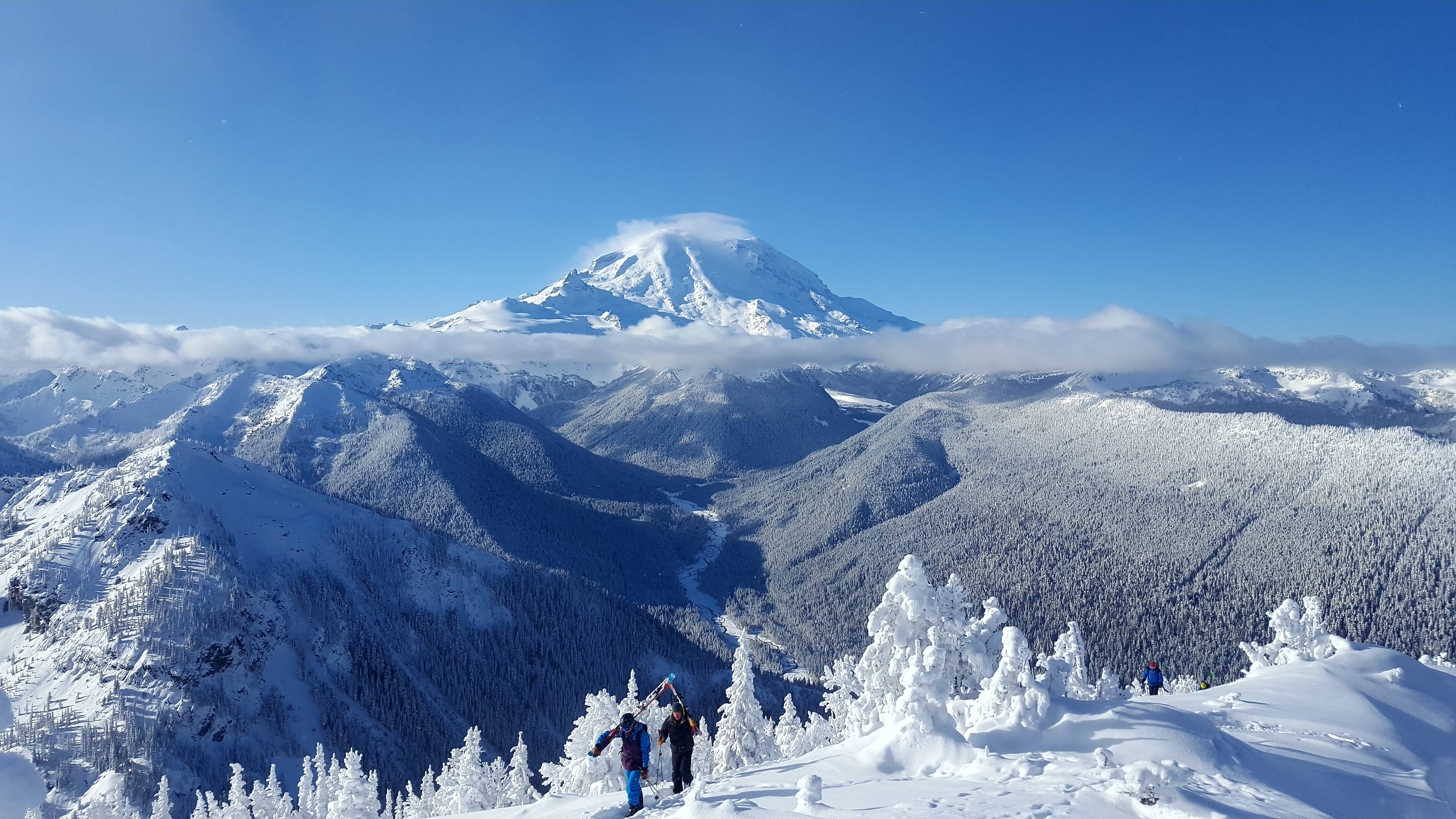 Crystal Mountain Wa Conditions Report Quot Choker Blower
