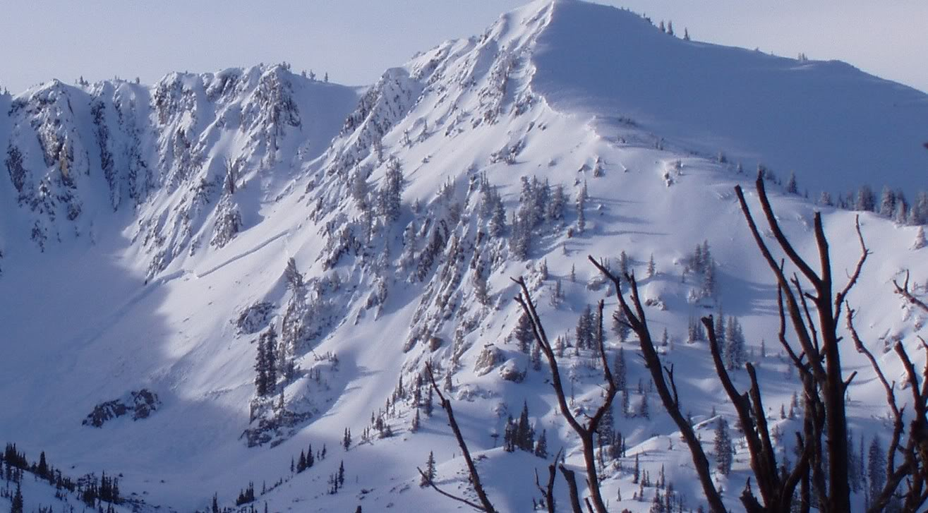 Alta's Wolverine Cirque - Credit: Teton Gravity Research