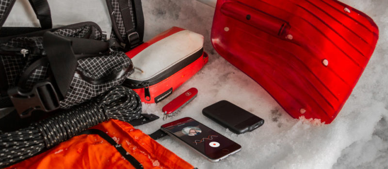 Beartooth: turns your cell phone into a powerful walkie-talkie when you don't have cell service