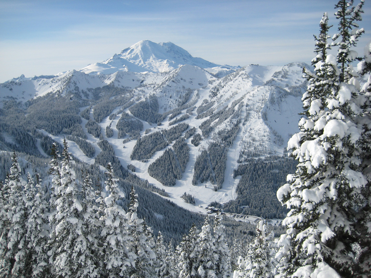 top 5 biggest ski areas in the pacific northwest - snowbrains
