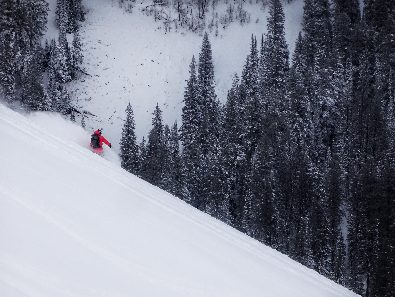 Bryan Iguchi. Teton Pass. Photo: Rob Kingwell