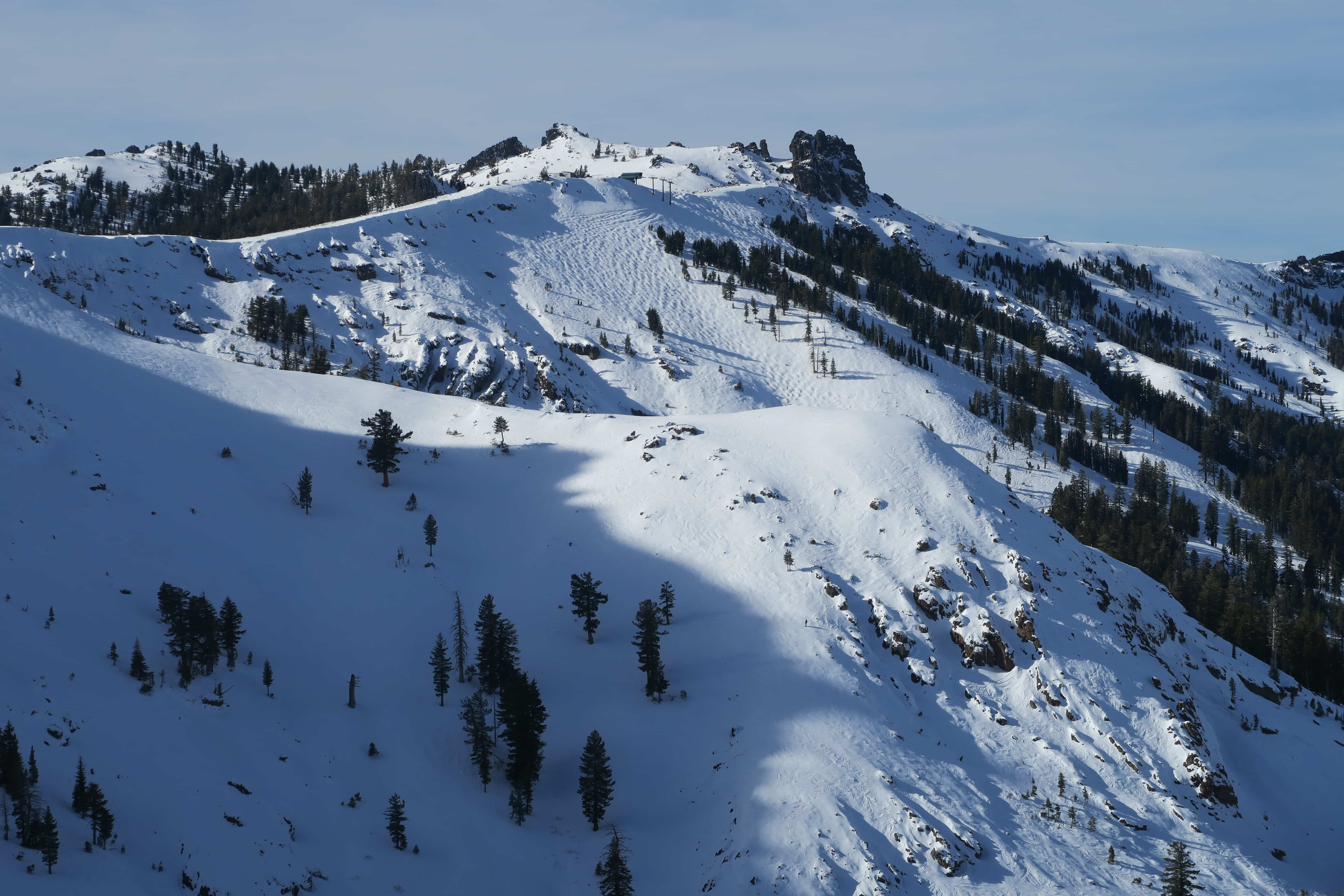 Kirkwood ca conditions report chalky fun snowbrains for Kirkwood elevation