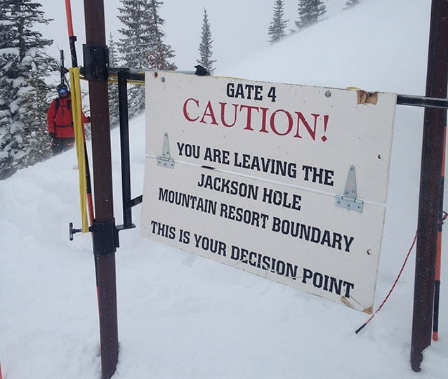 Jackson Hole Backcountry Credit: Backcountry