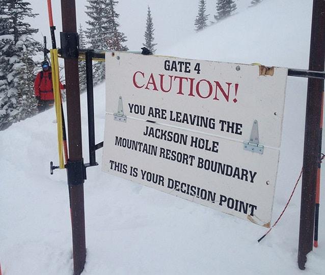 Jackson Hole Backcountry Credit: Backcountry