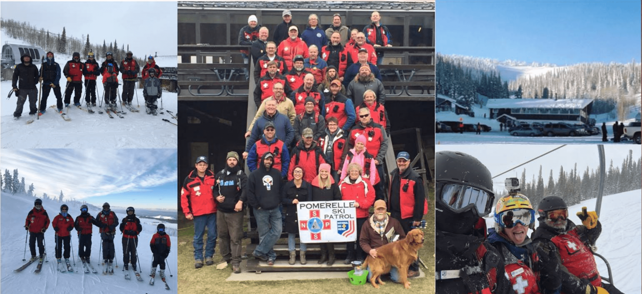 ski patrollers at pomerelle mountain resort save one of their own