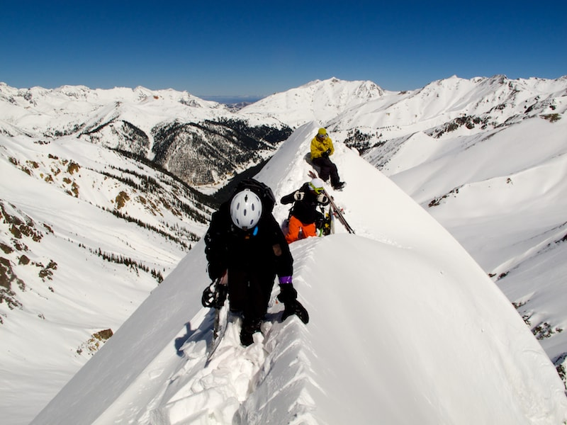 Silverton Mountain - Credit Teton Gravity research