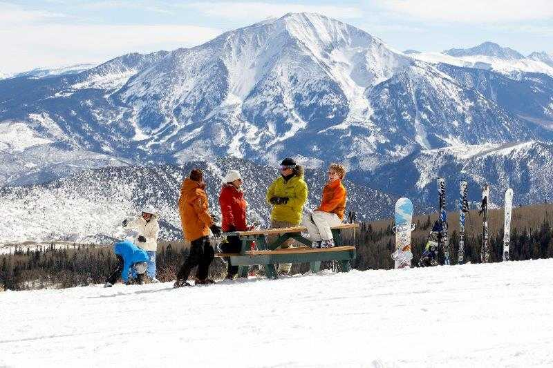 Sunlight Mountain rolls out a 50th Anniversary one-day lift ticket special of $700.