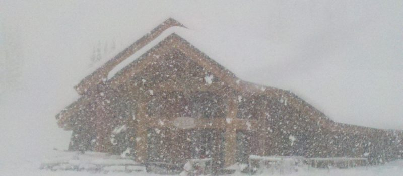 Stock image of nuking snow at Crystal Mountain, WA.  image:  kim kirchner