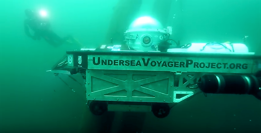 UVP is privatizing ocean exploration and science by inviting the public to participate.