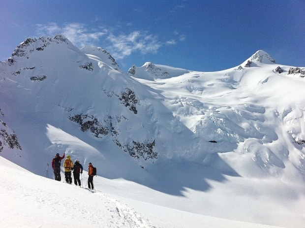 Garibaldi Park at Whistler Blackcomb - Credit: Vancouver Sun
