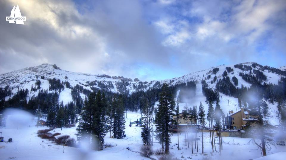 Credit: Kirkwood Mountain Resort FB page