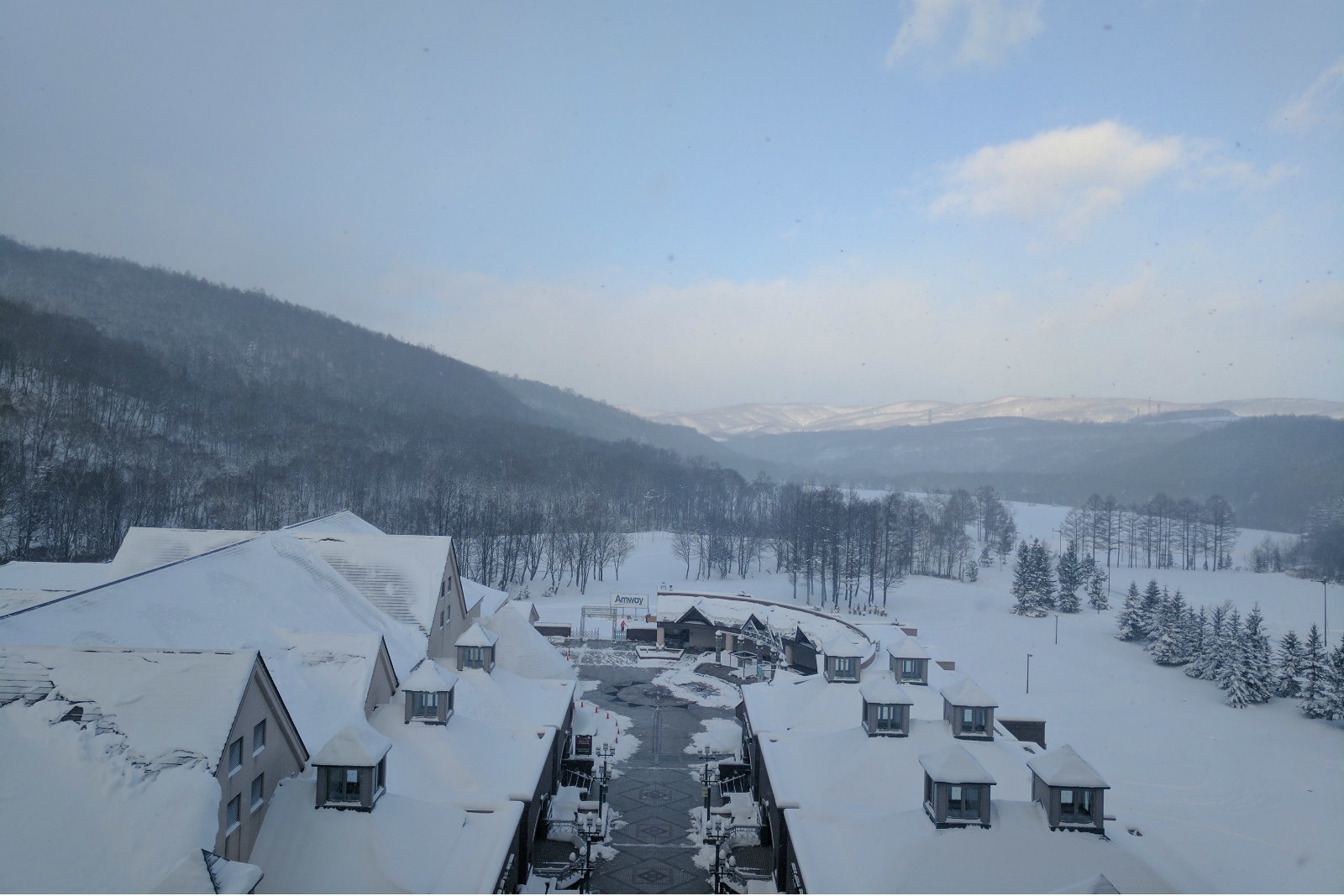 The Kiroro Resort Snow World Ski Center in Hokkaido, Japan's northernmost island, has received much acclaim for its vast supply of powdery snow,