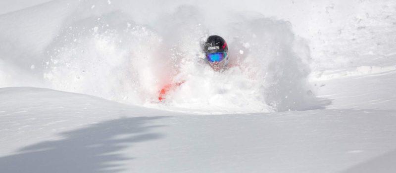 Owen Leeper at Jackson Hole, WY on December 28th, 2016.  image: jackson hole