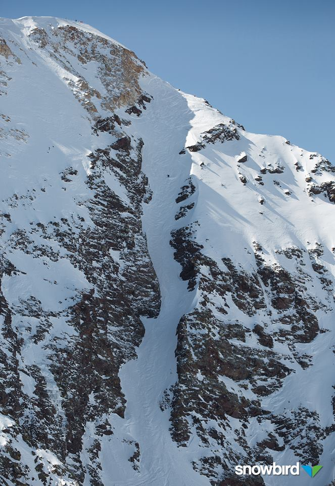 7 Of The Scariest Runs In North America Snowbrains