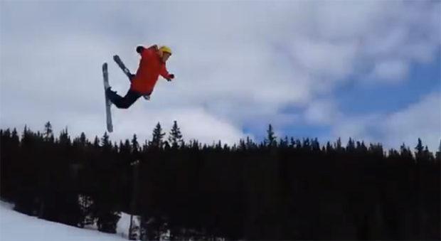 Park jump fail