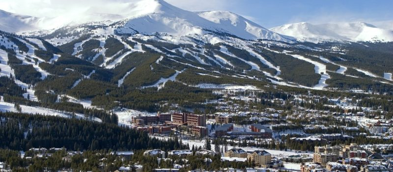 Breckenridge Ski Resort // photo. Shutterstock